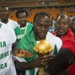 Stephen Keshi Denies Rift With Victor Moses