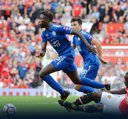 Man Utd 2 Leicester 0: Ndidi Goes 90, Iheanacho Benched, Subs Make The Difference