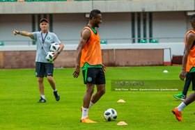 2019 AFCON Qualifiers: Eagles Handed Injury Boost As Key Midfielder Returns To Full Training