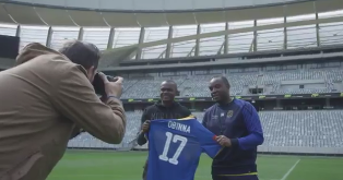 Photo Confirmation: Cape Town City Make A Statement Signing In Victor Obinna