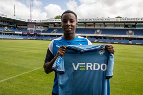 Ex-Manchester United Starlet Kehinde Makes Senior Debut For Danish Club Randers