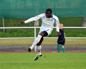Ex Arsenal Starlet, EMMANUEL ADEWOLE Close To Signing Hammerfest FK Contract