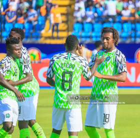 Stoke City Happy With Etebo's AFCON Display; Tipping Number 8 To Start Vs Algeria