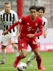 Bayern Munich's Musiala Voted Bundesliga Newcomer Of The Year