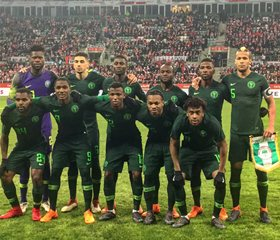Federal Government Warns Super Eagles:  Qualifying For Second Round No Longer Acceptable