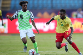 Iwobi On Priority Of Beating Tunisia, Best Playing Position For Super Eagles
