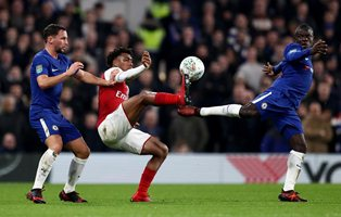 Why Iwobi Started Ahead Of Sanchez Against Chelsea? Wenger Explains