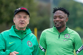 'That Must Stop' - Players Union Chief Babangida Blasts Rohr For Not Inviting Local Players