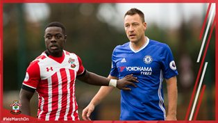 Olomola Outshines John Terry, Ola Aina & Tomori But Southampton Lose To Chelsea In PL2