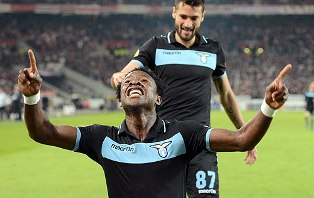 Eddy Onazi Wishes Lazio Teammates All The Best