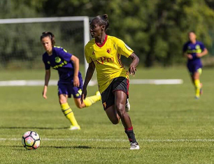 Watford Confirm Shirt Numbers For Two Nigerian Strikers Ahead Of New WSL2 Season