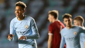 Woodwork Denies Man City's Nmecha As Man Utd Are Confirmed As U18 PL Northern Champions