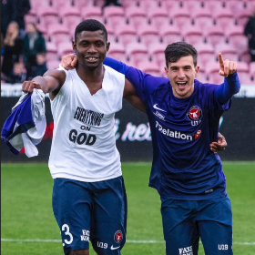 Midtjylland confirms Odeh move to Faroese champions