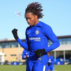 Chelsea Midfielder Of Nigerian Descent Offered To French Club Lyon