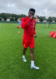 Messi Or Ronaldo? Liverpool Loanee Awoniyi Names His Favourite Player