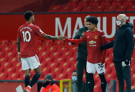 Solskjaer reveals why Nigeria-eligible winger was not named in Man Utd squad to face AC Milan
