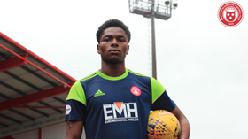 Official : Everton Loan Out Ex-Flying Eagles Invitee Adedoyin To Hamilton Academical