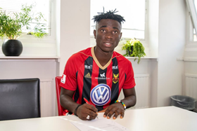 Confirmed : Swedish Club Ostersunds FK Sign Ex-Nasarawa United Striker Kadiri