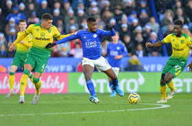 Iheanacho Incident : Norwich Coach Blasts Leicester Striker For Trying To Score