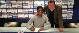 Official: Nigerian Wonderkid Signs New Contract With Scottish Giants Rangers
