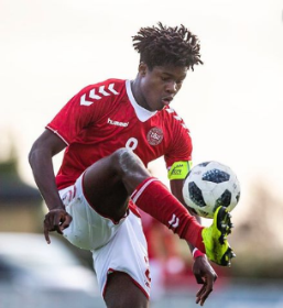 Denmark U17 Captain Is Youngest Nigeria-Eligible Player To Feature In Europe's Top 15 Leagues 2019-20