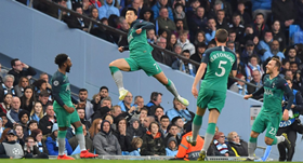 Yobo Singles Out One Tottenham Player For Praise As Pochettino's Side Beat Man City On Away Goals