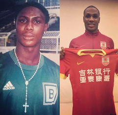 Nigeria's Highest Paid Footballer : My High School Sweetheart Dumped Me Because I Was Poor