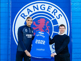 Official : Super Eagles central defender inks new contract with Scottish champions Rangers