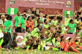 Ikpeba Faults Super Falcons 'Tough' AWCON Victory And Cameroon Losing 2019 AFCON Hosting Rights