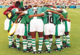 The Magnificent Journey Of The Nigerian Football Team To The Olympic Gold Medal Of 1996