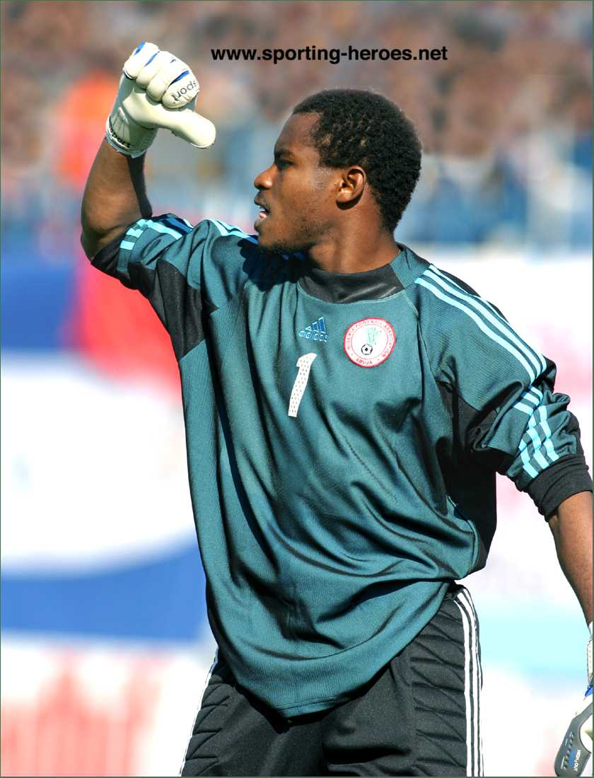 Arsenal on the trail of VINCENT ENYEAMA Report All Nigeria