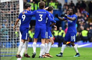 Belgium Star Edges Out Impressive Victor Moses In Chelsea MOTM Poll Vs Newcastle