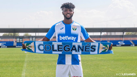 Super Eagles Star Awaziem Names The Two Players Who Convinced Him To Join Leganes