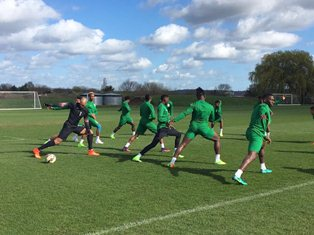 Exclusive: Five Defenders, Including Two Uncapped Players, In Line To Train With Super Eagles In Paris
