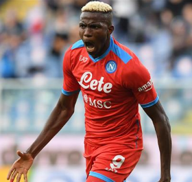 Every word said by Osimhen on form, brace, Spalletti, Napoli midfielders, last season's struggles