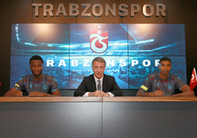 Obi Mikel's First Words After Contract Signing Ceremony At Trabzonspor
