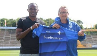 Ex-West Ham Star Victor Obinna Told To Look For A New Club By SV Darmstadt 98