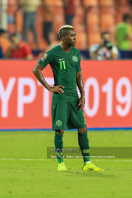 Super Eagles winger given deadline to respond to offer from Olympiakos