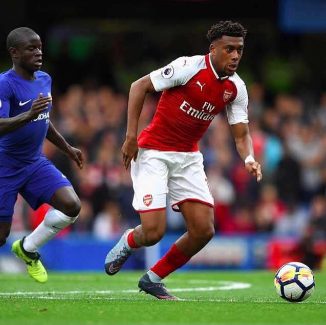 Alex Iwobi Should Be More Decisive For Arsenal As For Nigeria