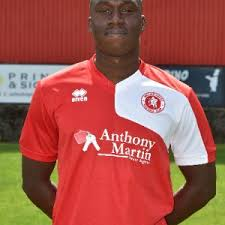 Official : Nigerian Striker Obafemi Joins Wingate & Finchley