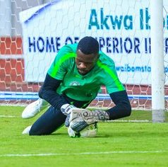 Uzoho Invalid Medical Certificate : Super Eagles GK Suspended One Game; Fined N405,000
