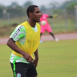 No One Is Missing : Ighalo, Ekong Finally Join Super Eagles In Asaba