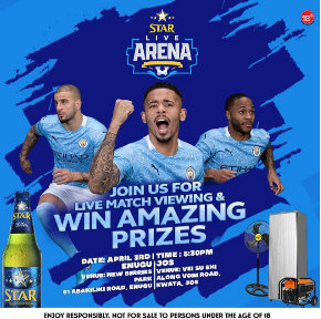 Five Things To Expect As Star Live Arena Returns:: All Nigeria Soccer