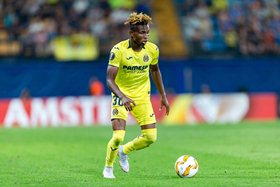 Villarreal's Chukwueze Overtakes Ex-Barca Star Okunowo As 5th Youngest Nigerian To Debut In La Liga