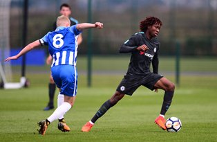 New Mikel Shines In Midfield As Chelsea Thrash Brighton U18PLCup