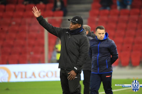 Egbo Performing Miracles In Europe, Team Coached By Ex-Eagles Star Close To UCL Qualification