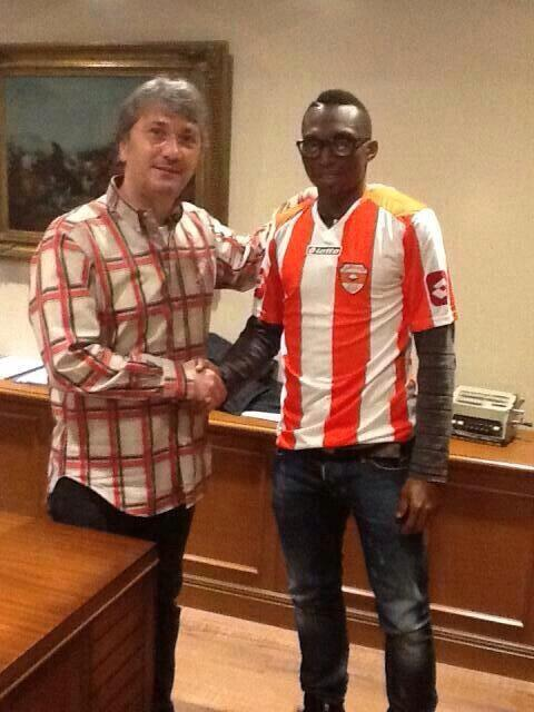 Exclusive: Uche Kalu Joins Adanaspor On Loan