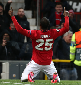 The Manchester United Record Ighalo Equaled After Goal Vs Norwich City