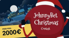 JohnnyBet's Christmas Contest With 2000 Euros Prize Pool