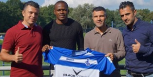 Victor Obinna Starts Individual Training With MSV Duisburg
